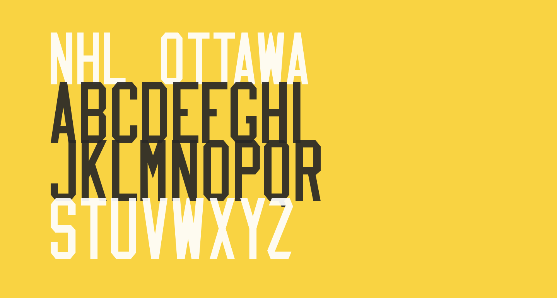 NHL Ottawa