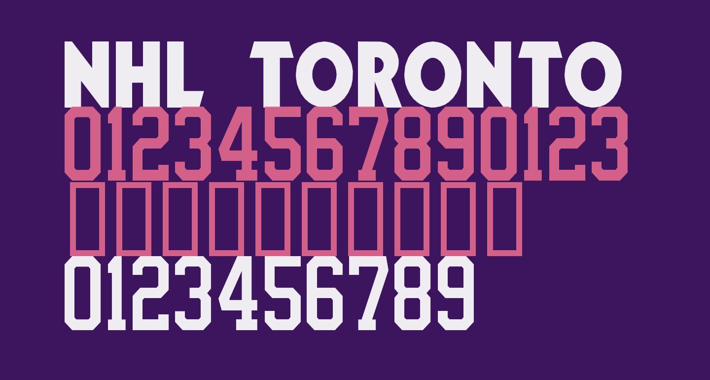 NHL Toronto