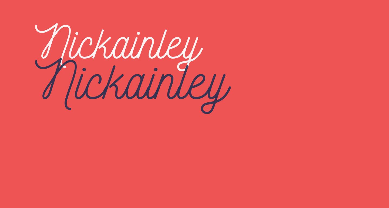Nickainley
