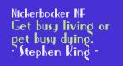 Nickerbocker NF