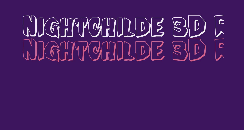 Nightchilde 3D Regular