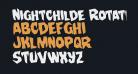 Nightchilde Rotated Regular
