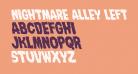 Nightmare Alley Leftalic