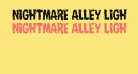 Nightmare Alley Light