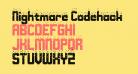 Nightmare Codehack