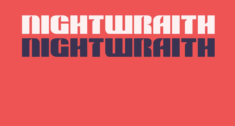 Nightwraith Expanded