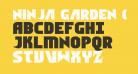 Ninja Garden Condensed