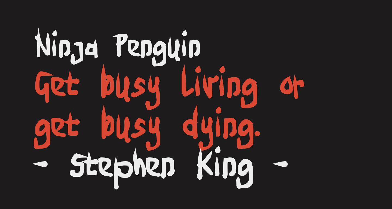 Ninja Penguin