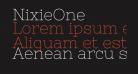 NixieOne