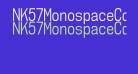 NK57MonospaceCdBk-Regular