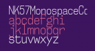NK57MonospaceCdLt-Regular