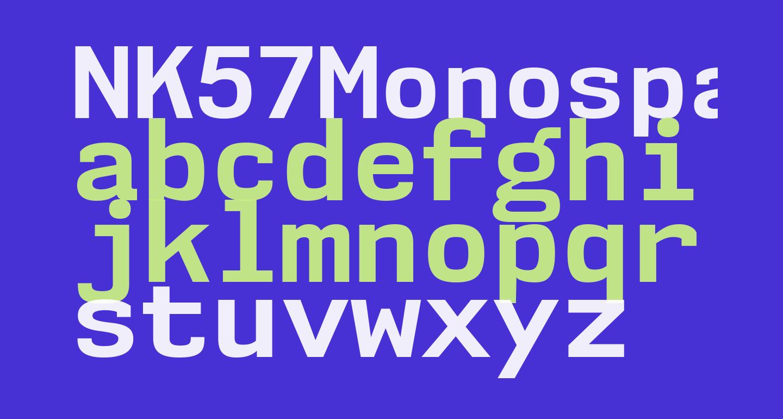 NK57MonospaceRg-Bold
