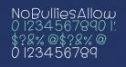NoBulliesAllowed