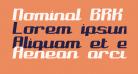 Nominal BRK