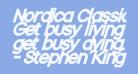 Nordica Classic Black Oblique