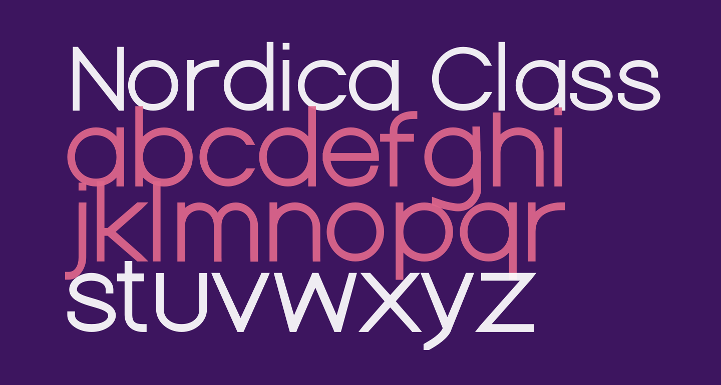 Nordica Classic Light Extended