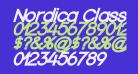 Nordica Classic Regular Extended Oblique