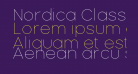 Nordica Classic Ultra Light Extended