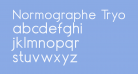 Normographe Tryout