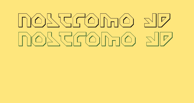 Nostromo 3D