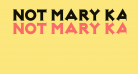 Not Mary Kate NF