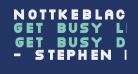 NottkeBlack