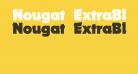 Nougat ExtraBlack