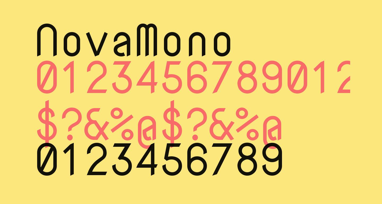 NovaMono