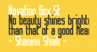 Novation Box St