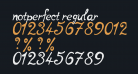 notperfect regular