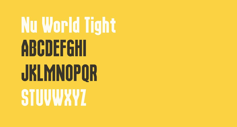 Nu World Tight
