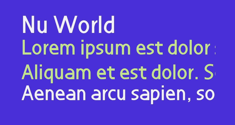 Nu World