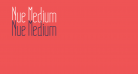 Nue Medium