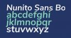Nunito Sans Bold Italic