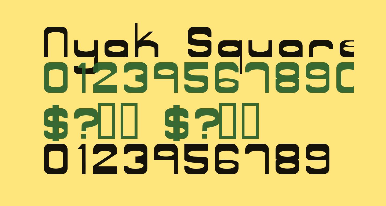 Nyak Squared 1