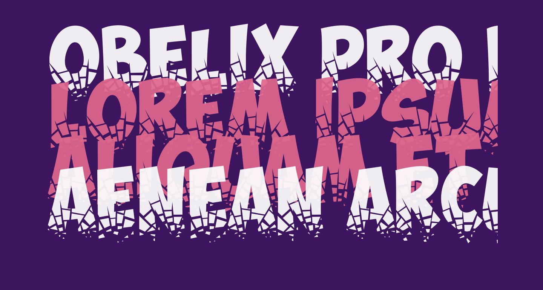 Obelix Pro Broken