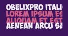 ObelixPro Italic
