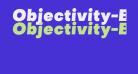 Objectivity-BlackSlanted
