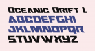 Oceanic Drift Leftalic