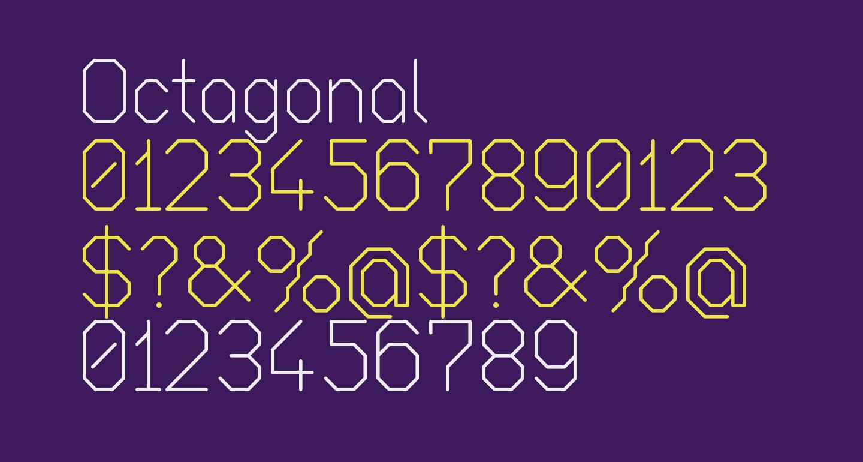 Octagonal