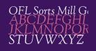 OFL Sorts Mill Goudy Italic