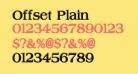 Offset Plain