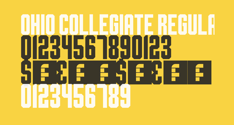 Ohio Collegiate Regular