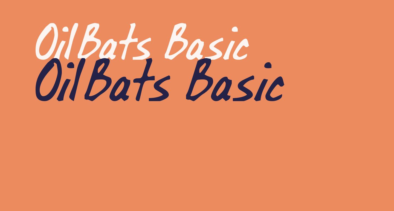 OilBats Basic