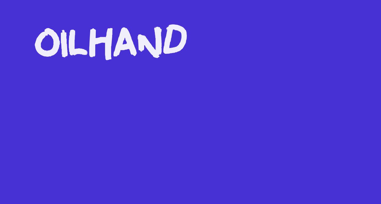 oilhand