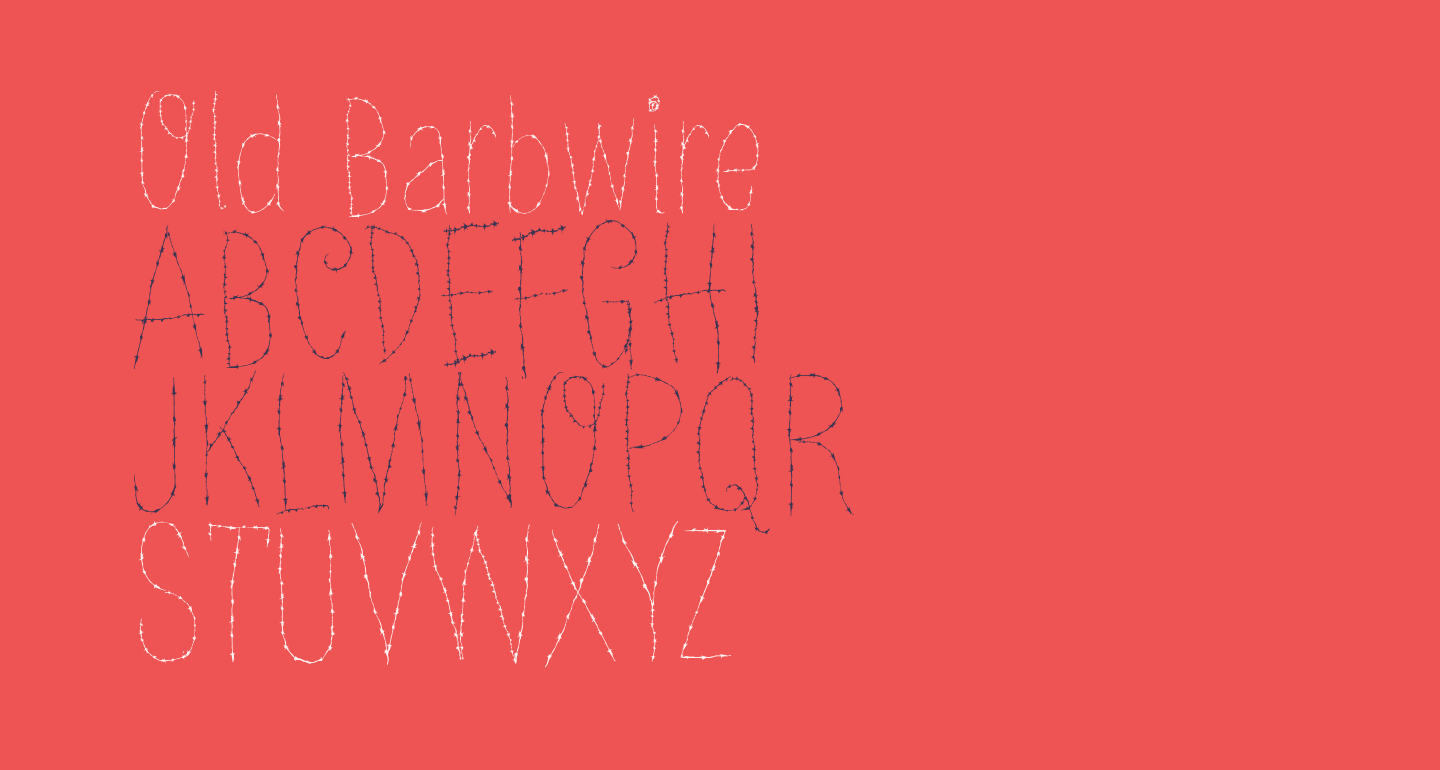 Old Barbwire