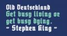 Old Deutschland
