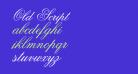 Old Script
