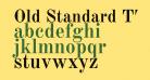Old Standard TT Bold