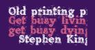 Old printing press_FREE-version